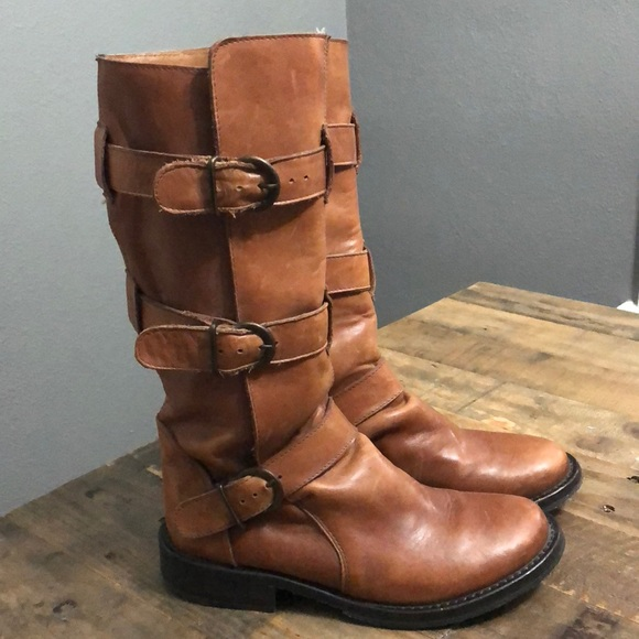 Steve Madden 'Buck Boot'